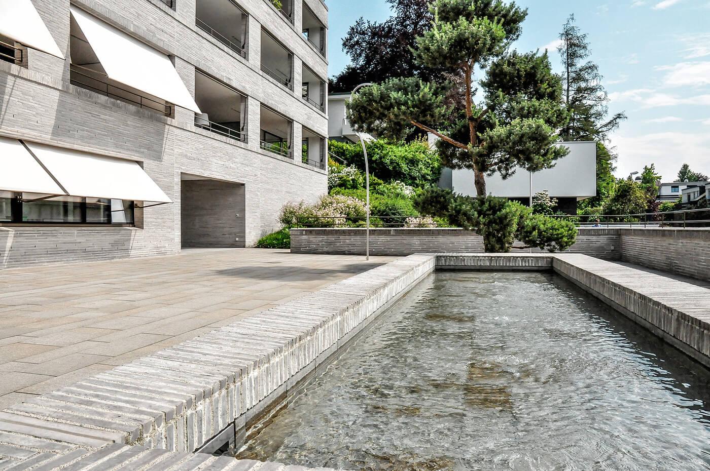 Wohn berbauung zug parc 39 s landschaftsarchitektur gmbh for Raumgestaltung zug